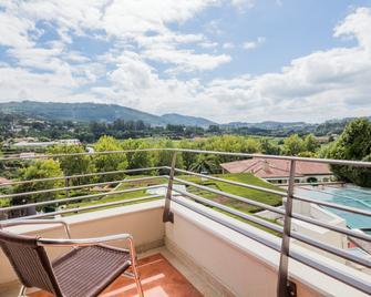 Cidnay Santo Tirso - Charming Hotel & Executive Center - Santo Tirso - Balcony