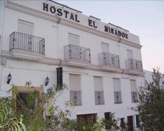Hostal El Mirador - Вехер-де-ла-Фронтера - Building