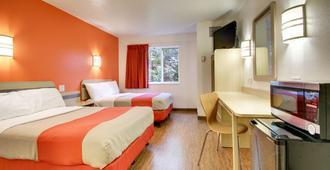 Motel 6 Springfield, IL - Springfield - Bedroom