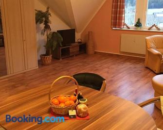Pöhlbergblick Annaberg - Annaberg-Buchholz - Wohnzimmer