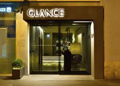 Glance Hotel In Florence - Firenze - Bygning
