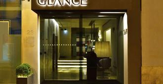 Glance Hotel In Florence - Florencia - Edificio