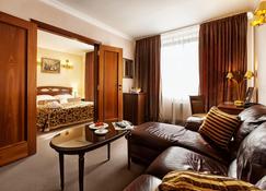 Chichikov Hotel - Charkiw - Wohnzimmer