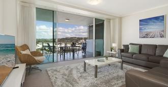 m1 Resort - Maroochydore - Sala de estar