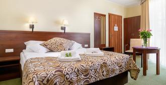 Hotel Zielony - פוזנאן - חדר שינה