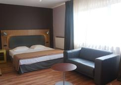 Eurocap Hotel - Brussels - Bedroom
