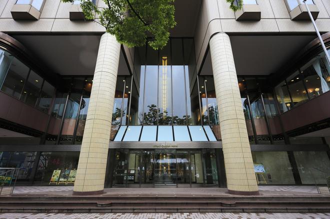 Mitsui Garden Hotel Chiba - Chiba - Κτίριο