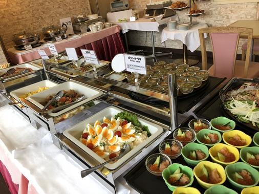 浦安Beaufort賓館 - 浦安市 - 自助餐