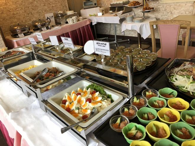 Urayasu Beaufort Hotel - Urayasu - Buffet