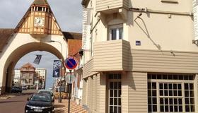 Hôtel Be Cottage - Le Touquet - Bâtiment