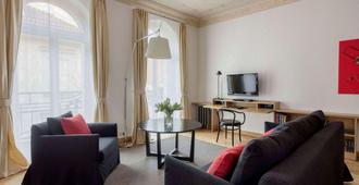 Neiburgs Hotel - Riga - Living room