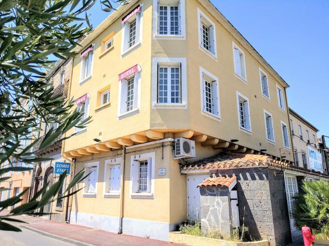 Hôtel Araur - Agde - Κτίριο