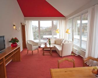 Dormero Hotel Plauen - Plavno - Obývací pokoj