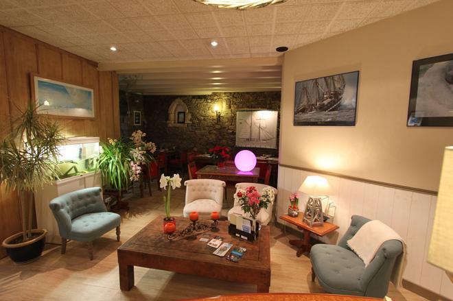 Hôtel Des Abers - Saint-Malo - Lounge