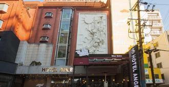 Angel Hotel - Busan - Edifício