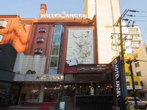 Angel Hotel - Busan - Rakennus