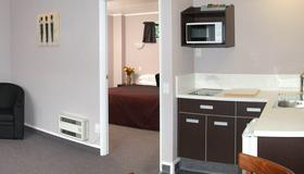 Rose City Motel - Palmerston North - Kitchen