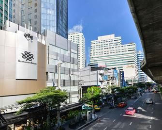 Sukhumvit Suites Hotel - Bangkok - Outdoor view