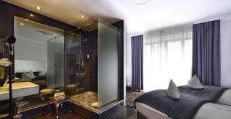 Business Wieland Hotel - Düsseldorf - Bedroom