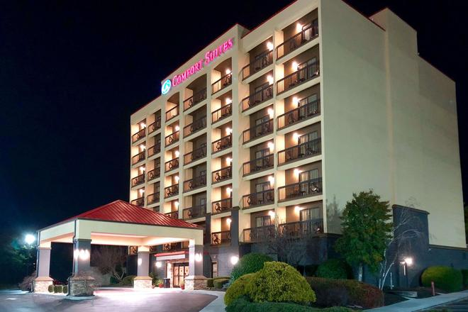 Comfort Suites Pigeon Forge - Pigeon Forge - Building