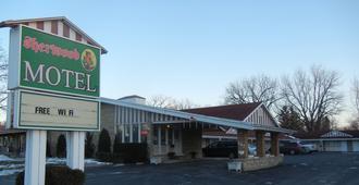Sherwood Motel - Brantford - Building