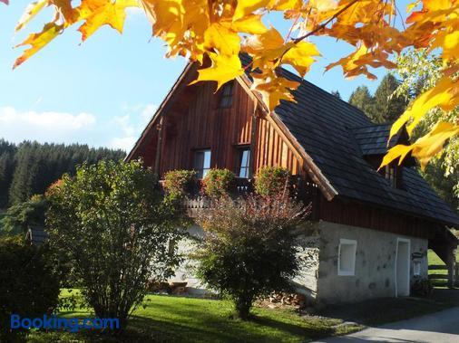 Ferienhaus 'Zur Alten Schmiede' - Mariahof - Building