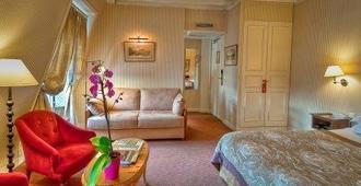 Lenox Montparnasse Hotel - París - Habitación