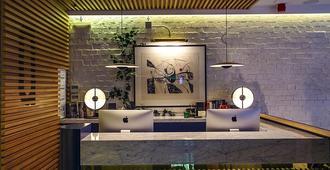 Hotel Mirador de Chamartin - Madrid - Lobby