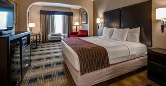 Best Western Plus Heritage Inn - Houston - Habitación