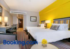 The Bayview Hotel Pattaya - Паттайя - Спальня