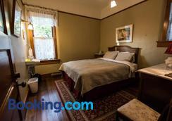 Balch Hotel - Dufur - Bedroom