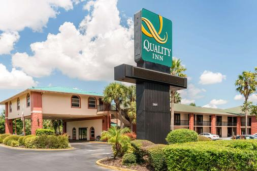 Quality Inn Orlando Airport - Орландо - Здание