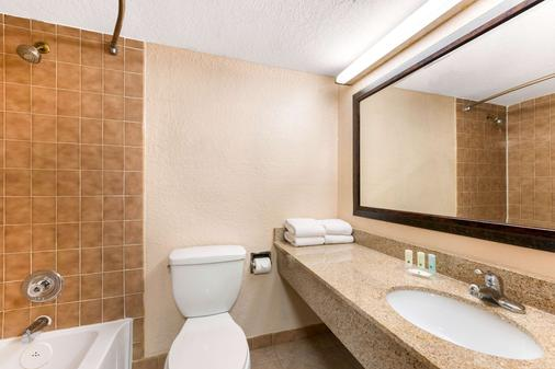 Quality Inn Orlando Airport - Orlando - Bathroom