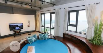 Mipec Riverside Long Bien Apartment - Hanoi - Essbereich