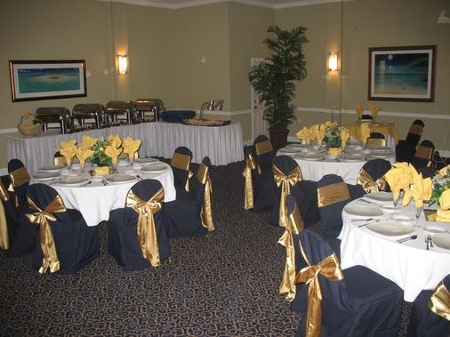 Shephard's Beach Resort - Clearwater Beach - Banquet hall