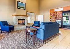 Comfort Suites Normal - Normal - Recepción