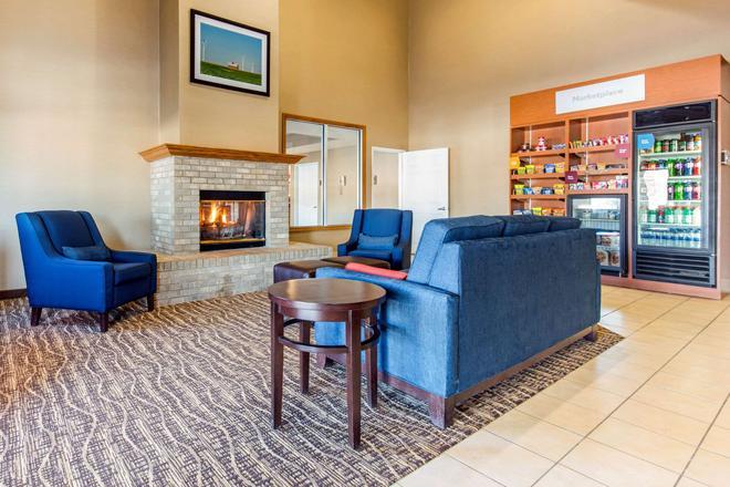 Comfort Suites Normal - Normal - Lobby