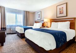 Comfort Suites Normal - Normal - Habitación