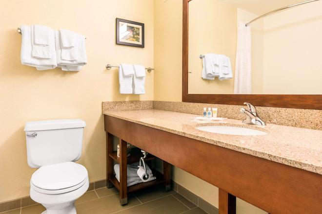 Comfort Suites Normal - Normal - Baño
