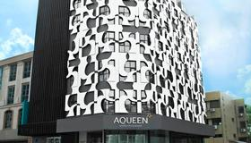 Aqueen Hotel Kitchener - Singapura - Edifício