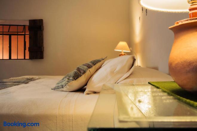 Boca del Monte by Diablo y la Sandia - Oaxaca - Bedroom