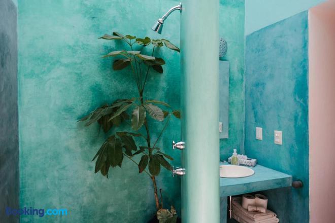 Boca del Monte by Diablo y la Sandia - Oaxaca - Bathroom