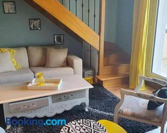 Bulle de sel - Caudan - Living room