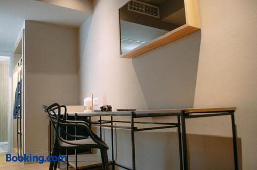 萬邵科隆46飯店 - 瓦倫西亞 - 客廳