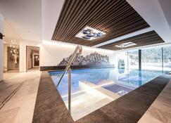 Garni Residence Diamant - San Vigilio di Marebbe - Pool