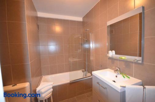 Hôtel Edelweiss - Briançon - Bathroom