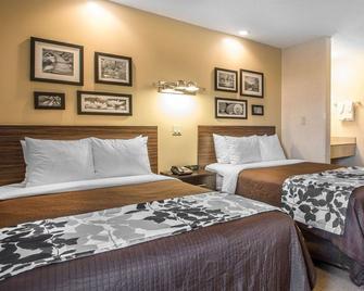 Sleep Inn and Suites Green Bay South - De Pere - Спальня