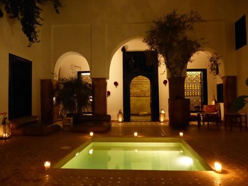 Riad Magellan - Marrakesh - Pool