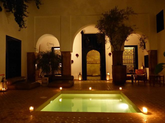 Riad Magellan - Μαρακές - Πισίνα