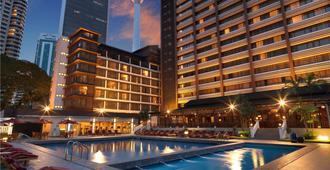 Concorde Hotel Kuala Lumpur - קואלה לומפור - בריכה